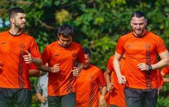 Persija Jakarta Sudah Kembali Berlatih Setelah Tertunda Karena Banjir