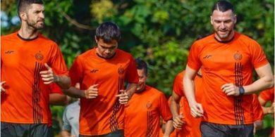 Lawan Empat Tim, Persija Jakarta Akan Ikuti Turnamen Pramusim