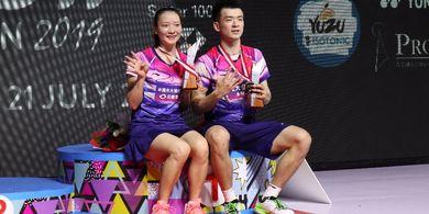 Hasil Final Indonesia Open 2019 - Zheng/Huang Pastikan Gelar Juara