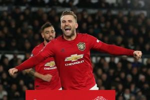 Sedang Dalam Tren Positif, Luke Shaw Senang dengan Progres Manchester United