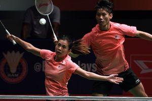 Swiss Open 2021 - Sempat Dominan, Wakil Malaysia Rontok di Perempat Final