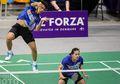Hasil Orleans Masters 2021 - Gagal Epic Comeback, Zachariah/Hediana Terhenti