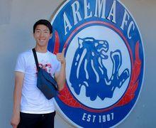 Arema FC Resmi Rekrut Bek Tengah asal Jepang, Ini Harapan Aremania
