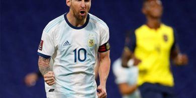 Edisi Halloween - Penampakan Hantu di Video Lionel Messi?