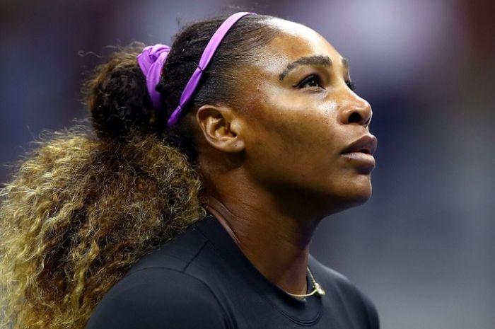 Serena Williams (Amerika Serikat) sukses menembus final US Open 2019 setelah memenangi laga semifinal yang digelar Kamis (5/9/2019)