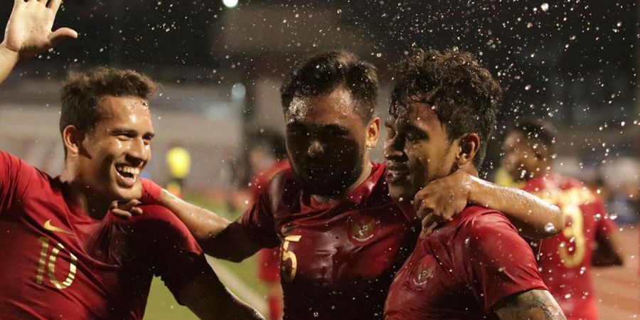 Hadapi Vietnam di Final SEA Games 2019, Armada Indonesia Siap Tempur