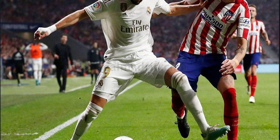 Final Piala Super Spanyol - Kunci Real Madrid Kalahkan Atletico