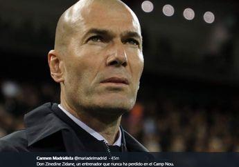Liga Champions - Komentar Zidane Isyaratkan Bale Terlanjur Sakit Hati