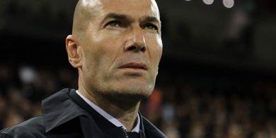 James Rodriguez Tak Ikut Real Madrid Bertandang, Zinedine Zidane Sedang Menutup-nutupi Sesuatu?