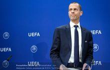 Kisruh Liga Super Eropa Masih Berlanjut, UEFA Tak Mau Kalah dan Tetap Beri Sanksi ke Real Madrid cs