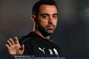 Waktunya Belum Tepat bagi Xavi Hernandez untuk Latih Barcelona