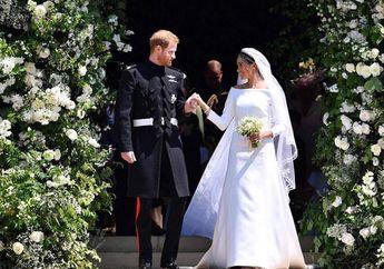 Resmi Menjadi Duchess of Sussex, Gaya Busana Meghan Markle Berubah Total!