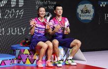 Olimpiade Tokyo 2020 - Seperti Biasa, Ganda Campuran China Amankan Gelar Juara sebelum Final Dimulai