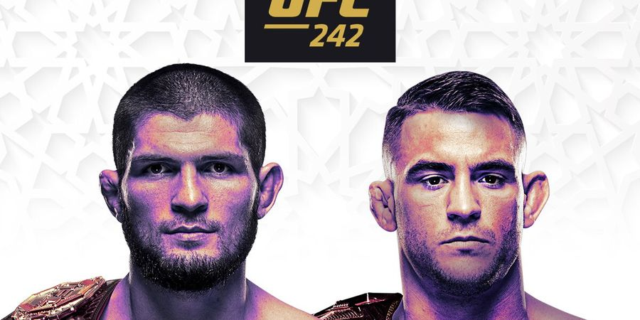 Hasil UFC 242 - Khabib Nurmagomedov Kalahkan Dustin Poirier, Si Jagoan Undertaker
