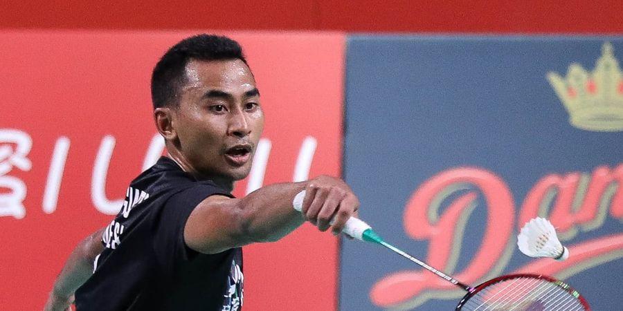 Hasil Malaysia Masters 2020 - Tommy Sugiarto Disisihkan Viktor Axelsen