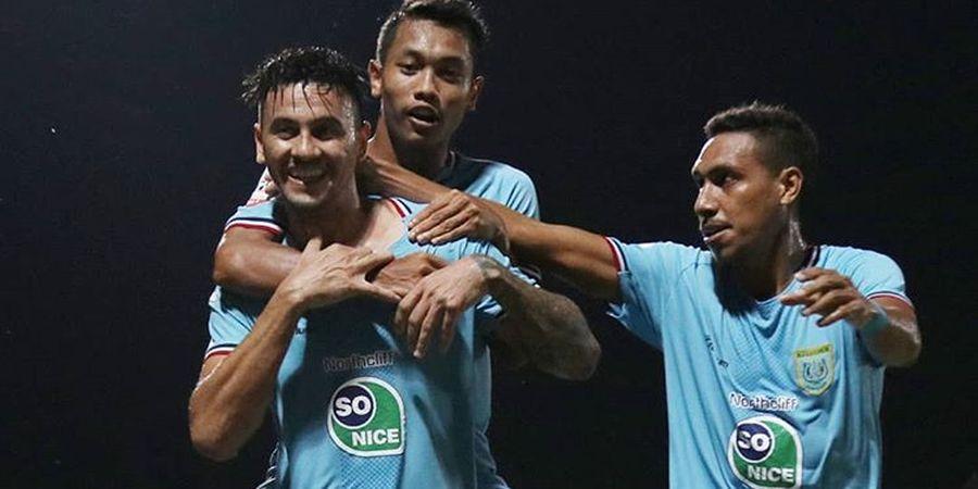 Daftar Top Scorer Liga 1, Alex dos Santos Sudah Sebanding dengan Satu Tim Persija