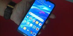 Huawei Y7 Pro 2019 RAM 4 GB Resmi Dijual Dengan Harga Rp. 2 Jutaan