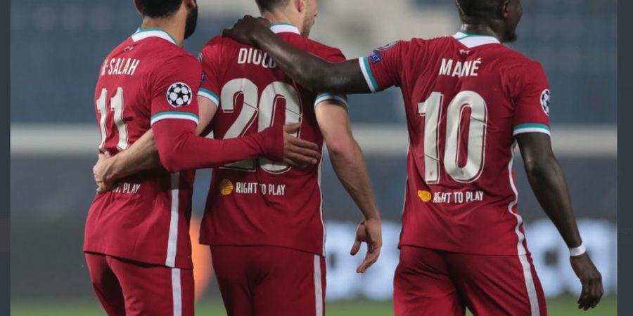 Diogo Jota atau Firmino? Liverpool Disarankan Pasang Pemain Ini untuk Lawan Manchester City