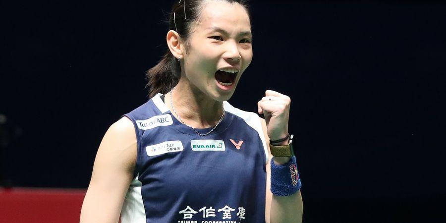 Hasil Final Singapore Open 2019 - Tai Tzu Ying Raih Gelar Juara