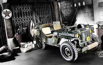 Keren Banget, Restorasi GPW Ford Sang Legendaris Dari Perang Dunia