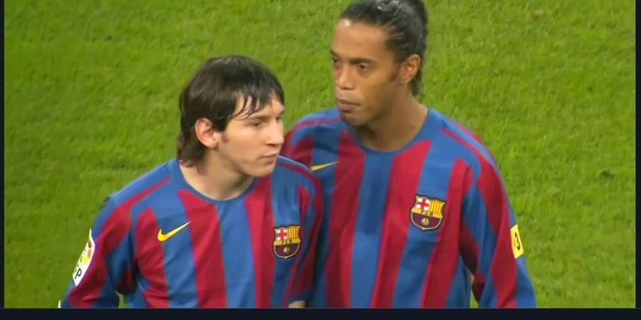 Guru Lionel Messi Masih Tak Percaya Muridnya Cabut dari Barcelona dan Gabung PSG