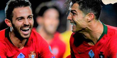 Hasil Akhir: Cristiano Ronaldo 10-5 Lionel Messi
