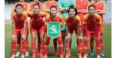 Lockdown Dicabut, Pesepak Bola Wanita Asal Wuhan Gabung Timnas China