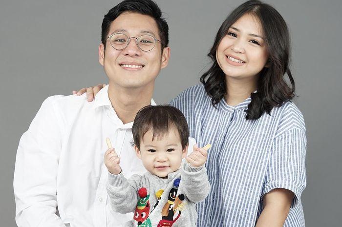Anak pasangan Putri Titian dan Junior Liem diduga mengalami infeksi saluran kemih