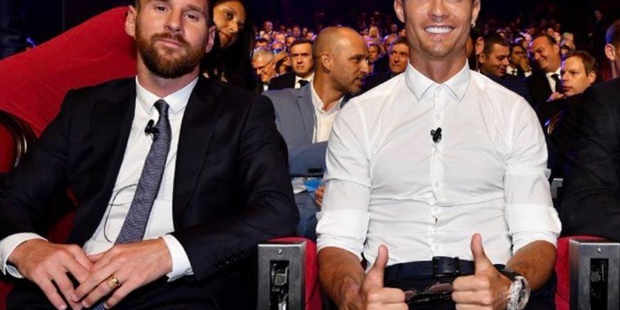Rindu Ronaldo, Messi: Rivalitas Kami Akan Dikenang Selamanya