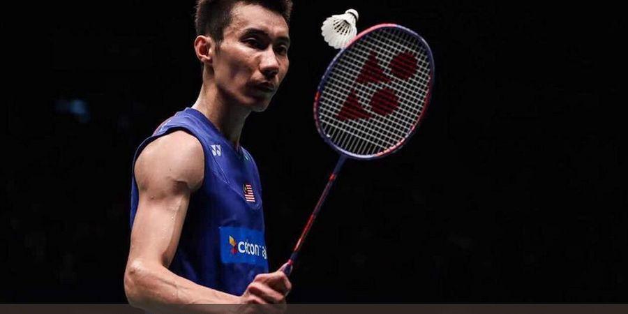 Meski Pensiun, Lee Chong Wei Dapat Jersey Olimpiade Tokyo 2020