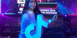 Pesta Akhir Tahun di Malaysia, TikTok Hadirkan 3 Top Kreator TikTok Indonesia