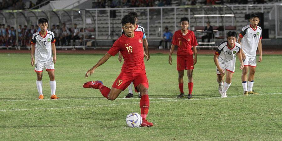 Tanggapan Bima Sakti soal Anak Asuhnya di Timnas U-16 yang Dilirik Klub Eropa