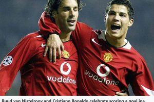 Cristiano Ronaldo Pernah Dibuat Nangis oleh 1 Pemain Manchester United