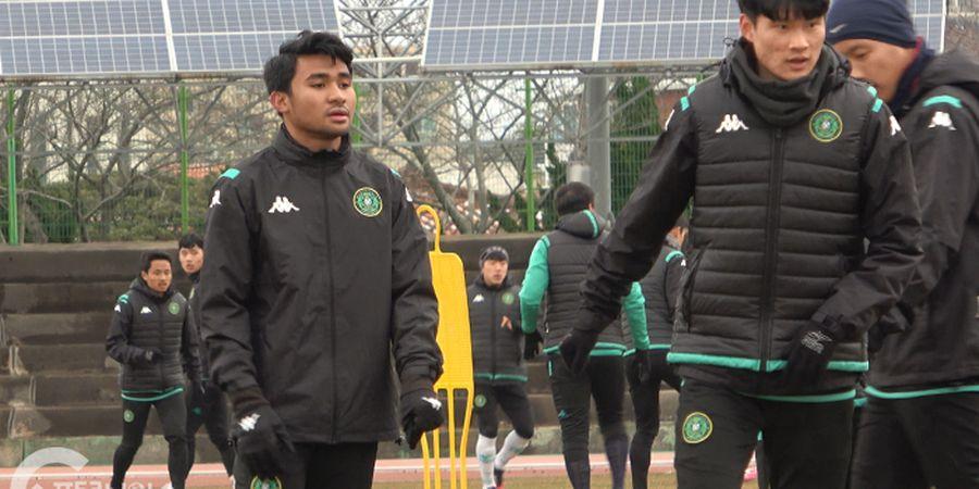 Berita Ansan Greeners Terbaru Hari ini - Bolasport.com