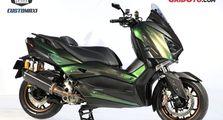 Berkelir Bunglon, Yamaha XMAX Ini Sukses Sabet Best Elegant di Bandung