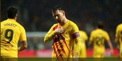 Prestasi Cristiano Ronaldo yang Bikin Lionel Messi Sakit Hati