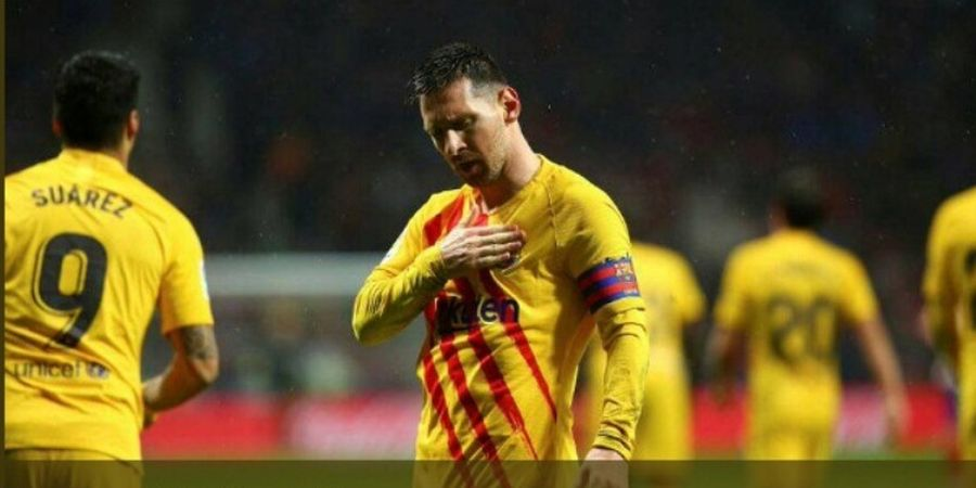 Barcelona vs Mallorca - Menanti Pertarungan Dua Lionel Messi