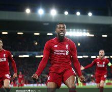Ball Boy yang Bantu Liverpool Kalahkan Barcelona Berhasil Cetak Gol Pertama di Klubnya