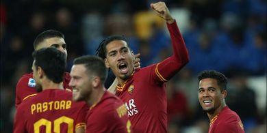 AS Roma Jadi Jembatan Chris Smalling untuk Tampil di Euro 2020
