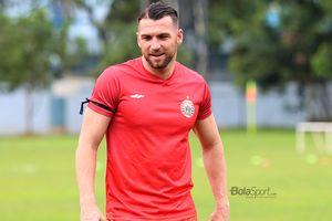 Marko Simic Tak Bisa Dikalahkan Kombinasi 4 Top Scorer Persija