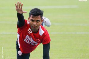 Pelatih PSM Makassar Maklumi Blunder Miswar Saputra di Piala AFC 2020