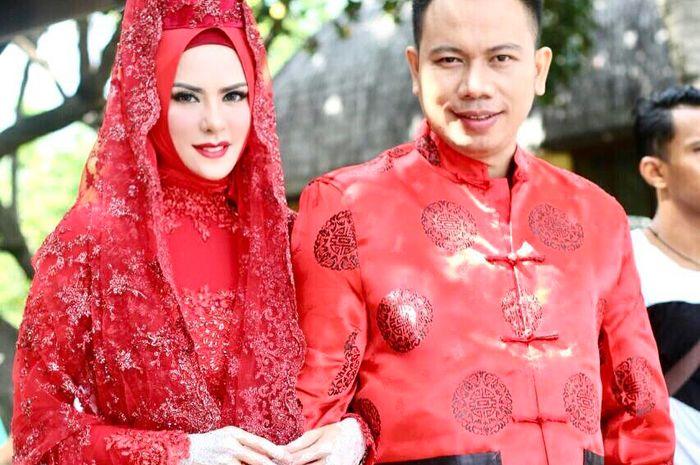 Angel Llega dan Vicky Prasetyo Disebut Settingan Sama Seperti Pernikahan 3 Artis Ini
