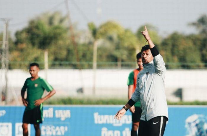 Pelatih Timnas U-23 Indonesia, Indra Sjafri