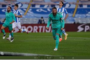 Sergio Ramos Disebut Sanggup Bermain hingga Usianya 40 Tahun