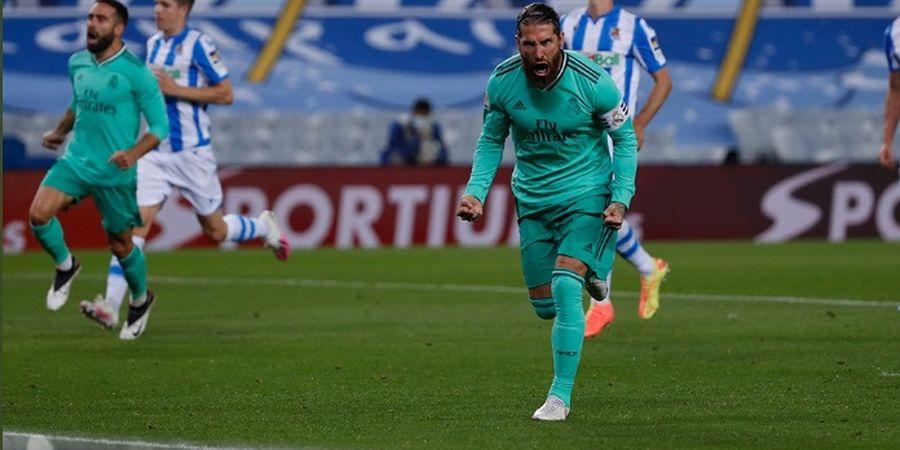 Real Madrid Juara Liga Spanyol, Sergio Ramos Bertahan Sampai Pensiun