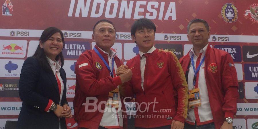 Shin Tae-yong di Timnas U-20 Indonesia: Penolakan Fakhri Husaini hingga Hasrat Mengikuti Park Hang-seo