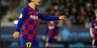 Ngebet Ingin Pakai Jersey Nomor 7 di Barcelona, Griezmann Ungkap Alasannya