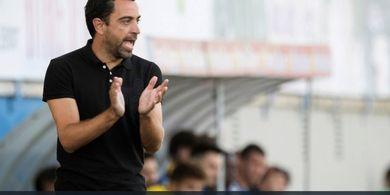 Kini Melatih di Qatar, Xavi Hernandez Bakal Diberi Jalan untuk Kembali ke Barcelona?