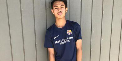 Pemain Muda Indonesia yang Jadi Kapten Klub Italia, Emir Eranoto Berikan Respons Usai 'Diklaim' Malaysia