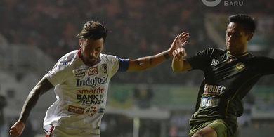 Lilipaly Jadi Kapten Saat Bali United Tantang Tira Persikabo, Ini Alasannya